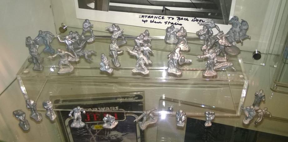 WTB: Vintage unpainted micro figures Unpaintedmicros